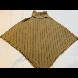 """Michael Kors Poncho . New with tags. SZ """"one size"""""""